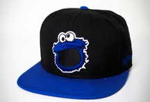 Le Cookie Monster Hat