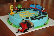 Thomas Train / Cakes and Party