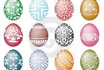 Easter egg design / by Kate Falk