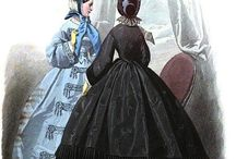 Victorian Fashion / by Susanna Ives