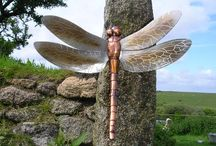 Dragonfly/butterfly