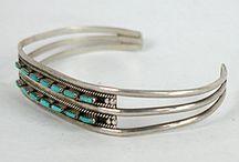 Zuni / Zuni jewelry