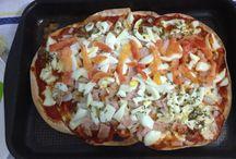 Pizzas temáticas