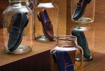 Shoes Window Display