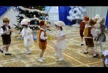 tanec - vianoce