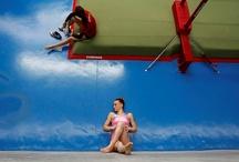 Gymnasts Love Hairagami