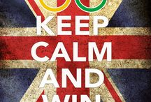 London 2012 / by Gameday Cloth