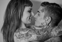 Couples amoureux / photographie boudoir couple