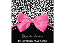 Invitations and Announcements / Invitations for special occasions such as bridal showers, weddings, baby showers, tea parties, etc.