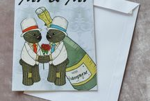 Pride To Be Handmade Greeting Cards  / News Flash New Arrival of Pride To Be! Handmade greeting cards they are absolutely stunning handmade cards for all occasions including Gay cards for wedding and also anniversary cards  also we just love the Humorous cards they all made us laugh we would love to hear your comments.