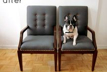 Sit Please / anything that allows me to take a load off in style / by Olga Cahill