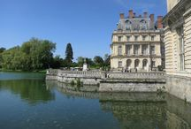 Adventures in Fontainebleau and Vaux le Vicomte