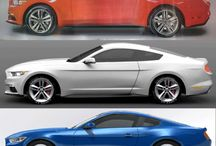 Future Fords / by Mike TheCar Guy