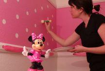 Kinley's Minnie room