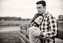 Outdoor Ohio Engagement Sessions
