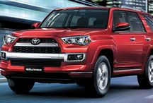 2015 Toyota 4Runner / The 2015 Toyota 4Runner is our mid-size, fully-capable SUV. Available in 5 or 7-passenger models, 4Runner is well-equipped, versatile and comfortable both on the road and off.