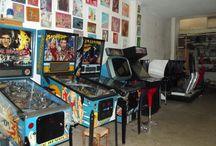SunrisePC-RetroArcade / Aficionado al retrocoleccionismo arcade