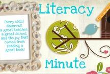 Literacy / by Kara Venanzi Patti