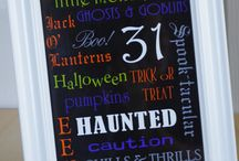 DIY Halloween / Some thrifty ideas for this spooktacular day!