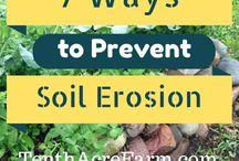 Soil Erosion & Hydroseeding
