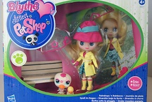 Littlest pet shop doll