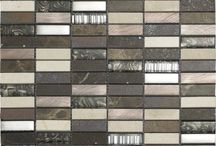 Dazzling mosaic tiles at Branded Tiles / Add some sparkle and style to your home