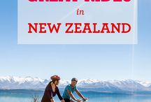 NZ Bike Roadtrip