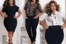 Miz V Style / Style, regardless of dress size, can be fun. / by Miz Shands