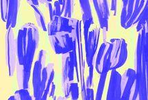 Pattern Inspiration - Gazelle Population