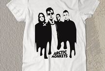 New Arctic Monkeys Band t-Shirt