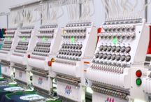 Top Embroidery Team / This is our personal board which allows you to get to know us as a company!