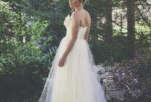 Dreamy wedding gown