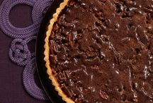 Thanksgiving pies and tarts