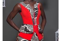 Couture africane