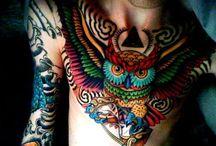 Tattoos / by Lindsay Stanich