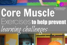 Motor Development / Ideas to help children move with strength, control balance, coordination, locomotion, and endurance. Build eye-hand coordination, strength, control, and object manipulation.