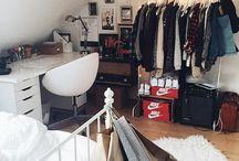 Tildes værelse / Den er virkelig nice og jeg får fornemmelsen af hvad jeg vil med mit værelse