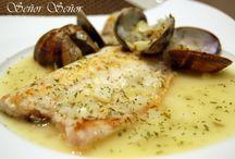 recetas con pescado/marisco