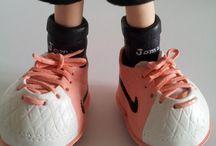 Sapatos fofuchas