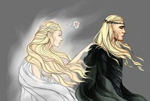 Lord of the ring and Hobbit