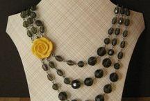 Jewelry / by Pamela Bogue