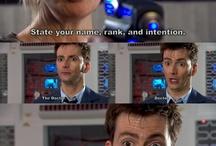Doctor! Doctor! / by Darcie DeLong