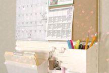 Organização decorativa
