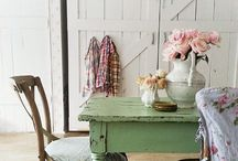 Mint green ♡ / by Vicky @ hOme