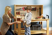 DIY Etabli pour enfant