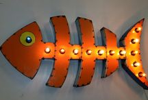 Fish bone / Restaurant