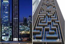 World's Largest Vertical Maze