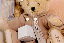 Traditional Teddy Bears / A selection of vintage and traditional teddy bears made by Canterbury Bears: www.canterburybears.com