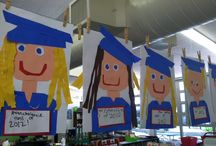 Preschool Graduation Crafts / by Kim Griggs