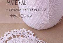 Crochet lace lovelies